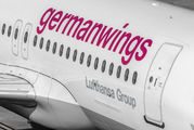 D-AIQH - Germanwings Airbus A320 aircraft