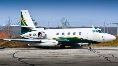 HB-JGK - Private Lockheed L-1329 JetStar