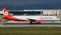 D-ALSC - Air Berlin Airbus A321 aircraft