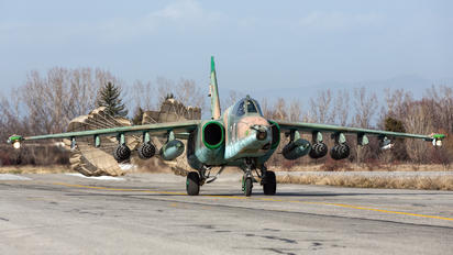 240 - Bulgaria - Air Force Sukhoi Su-25K