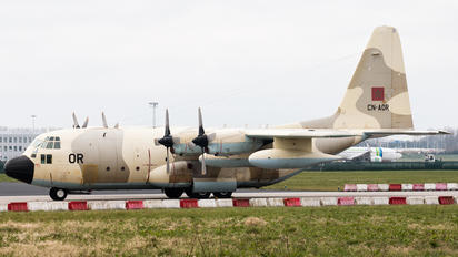 CN-AOR - Morocco - Air Force Lockheed KC-130H Hercules