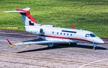 PR-LHE - Brazil - Air Force Embraer EMB-550 Legacy 500