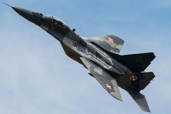 114 - Poland - Air Force Mikoyan-Gurevich MiG-21bis