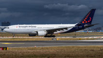 OO-SFZ - Brussels Airlines Airbus A330-200 aircraft
