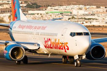 G-GDFW - Jet2 Boeing 737-800