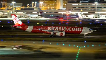 9M-XBC - AirAsia X Airbus A330-300