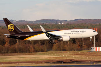 N346UP - UPS - United Parcel Service Boeing 767-300F