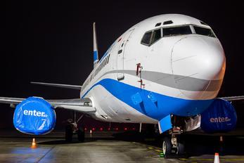 SP-ENC - Enter Air Boeing 737-400