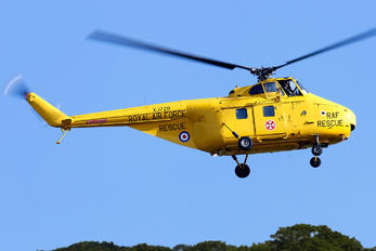 XJ729 - Royal Air Force Westland Whirlwind HAR.10
