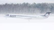 SP-LGN - LOT - Polish Airlines Embraer ERJ-145 aircraft