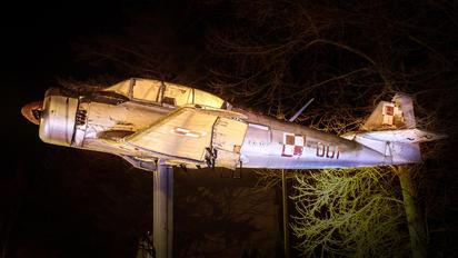 001 - Poland - Navy PZL TS-8 Bies
