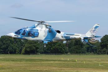 G-IWFC - Private Agusta Westland AW109 SP GrandNew
