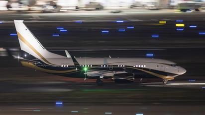 9H-GGG - Maleth-Aero Boeing 737-700 BBJ