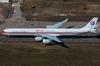 D-AAAV - China Eastern Airlines Airbus A340-600