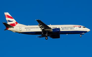ZS-OAR - Comair Boeing 737-400