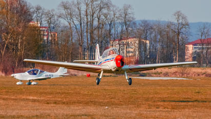 D-MSVN - Private Zlín Aircraft Z-126