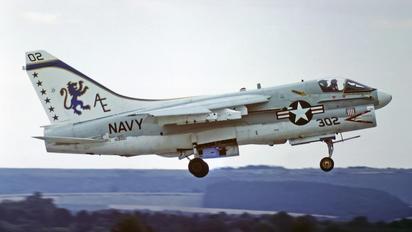 159661 - USA - Navy Vought A-7E Corsair II