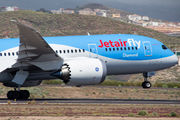 OO-JDL - Jetairfly (TUI Airlines Belgium) Boeing 787-8 Dreamliner aircraft