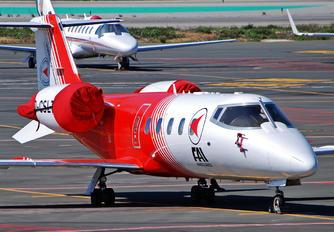 D-CSLT - FAI - Flight Ambulance International Learjet 60