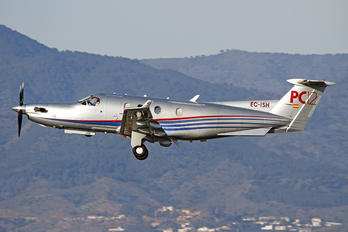 EC-ISH - Private Pilatus PC-12