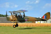 G-AXAN - Private de Havilland DH. 82 Tiger Moth aircraft