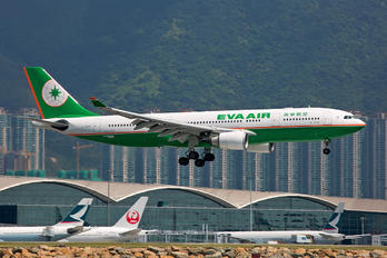 B-16306 - Eva Air Airbus A330-200