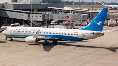 B-5656 - Xiamen Airlines Boeing 737-800
