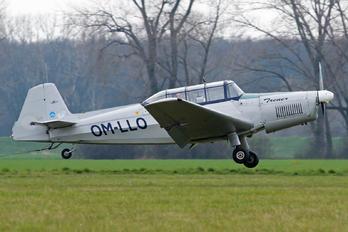 OM-LLO - Aeroklub Nitra Zlín Aircraft Z-226 (all models)