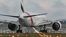 A6-EGL - Emirates Airlines Boeing 777-300ER aircraft