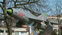 7906 - Poland - Air Force Mikoyan-Gurevich MiG-21MF aircraft