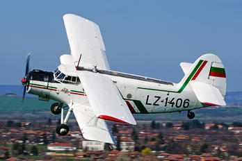 LZ-1406 - Air Mizia Antonov An-2