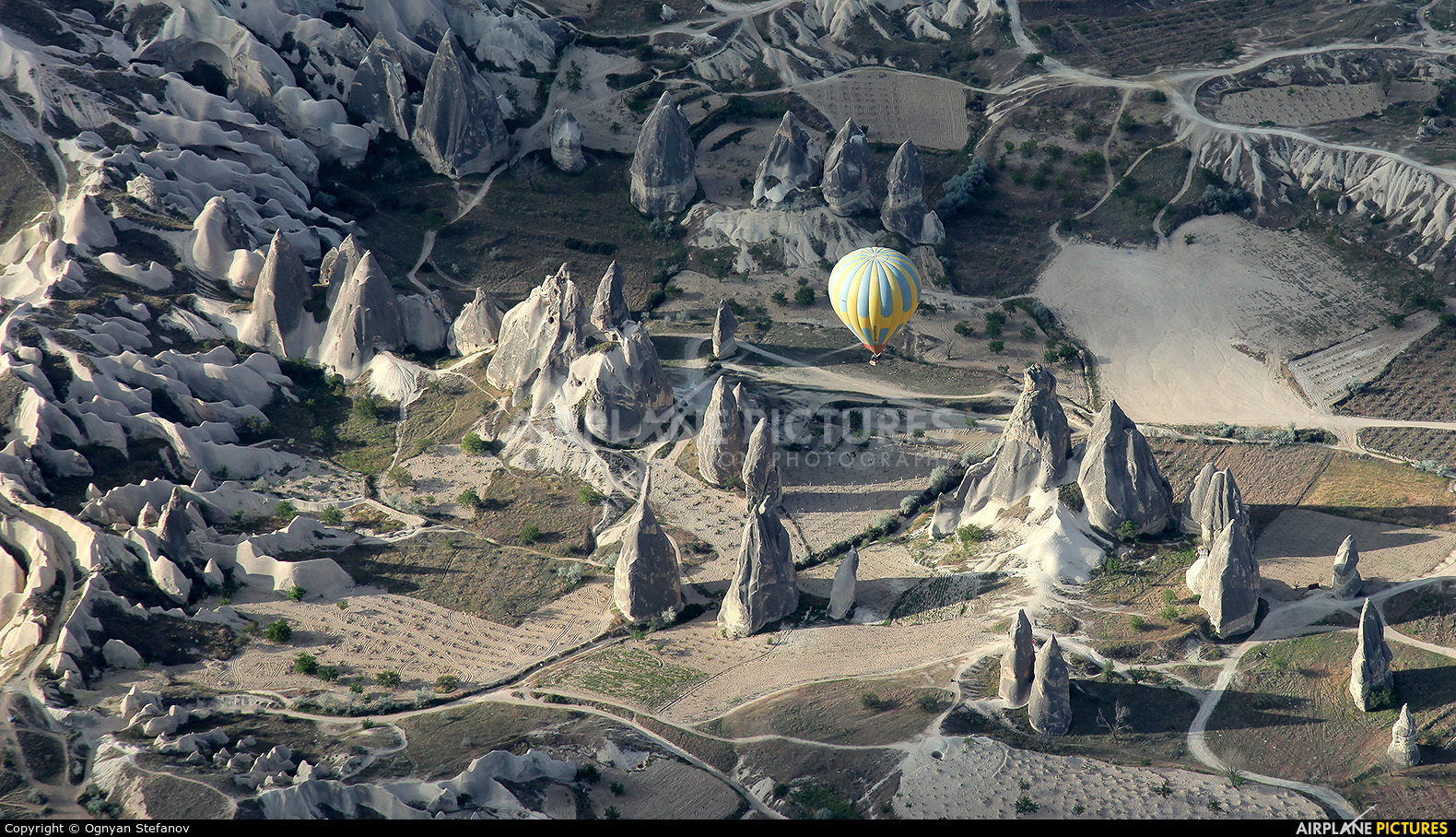 Private - aircraft at In Flight - Turkey