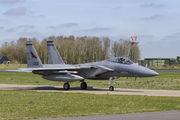 84-0031 - USA - Air National Guard McDonnell Douglas F-15C Eagle aircraft