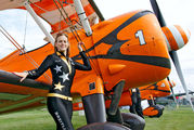 - - Breitling Wingwalkers - Aviation Glamour - Wingwalkers aircraft