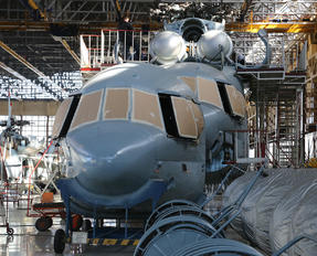 - - Unknown Mil Mi-26