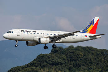 RP-C8612 - Philippines Airlines Airbus A320