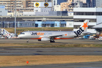 9V-JSI - Jetstar Asia Airbus A320