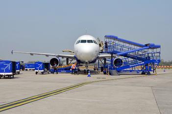 VT-INQ - IndiGo Airbus A320
