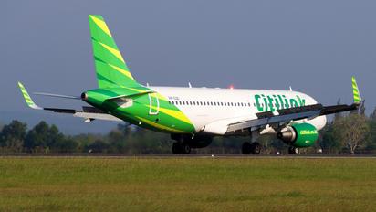 PK-GQG - Citilink Airbus A320
