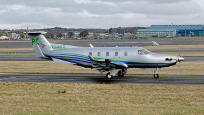 N234RG - Private Pilatus PC-12
