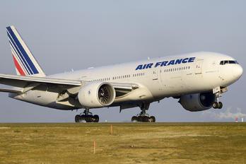 F-GSPI - Air France Boeing 777-200ER