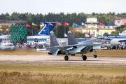03 - Russia - Air Force Sukhoi Su-35 aircraft