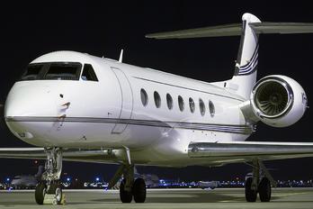VP-BJD - Private Gulfstream Aerospace G-V, G-V-SP, G500, G550
