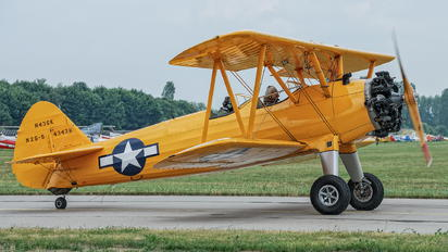 N43GK - Private Boeing Stearman, Kaydet (all models)