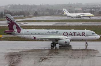 A7-MBK - Qatar Amiri Flight Airbus A320