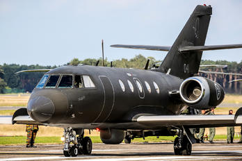 041 - Norway - Royal Norwegian Air Force Dassault Falcon 20