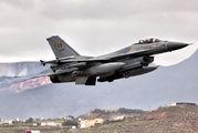 FA-129 - Belgium - Air Force General Dynamics F-16AM Fighting Falcon aircraft