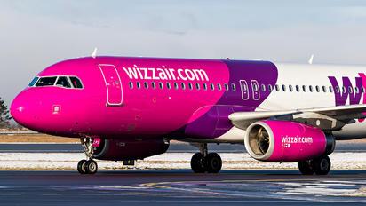 HA-LPS - Wizz Air Airbus A320