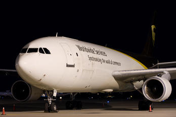 N159UP - UPS - United Parcel Service Airbus A300F