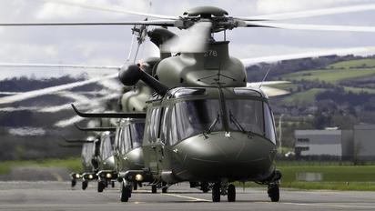 276 - Ireland - Air Corps Agusta Westland AW139
